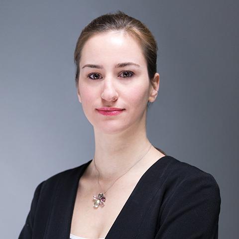 Kathleen Michel, assistante de direction