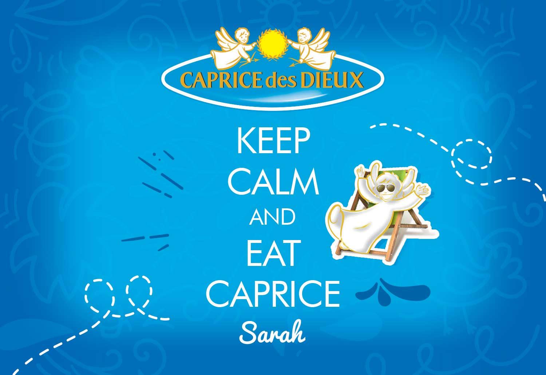Carte de Sarah