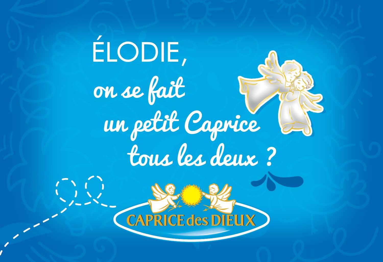 Carte d'Elodie